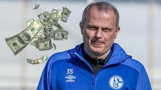 Muss Sportvorstand Jochen Schneider beim FC Schalke 04 künftig mit einer Gehaltsobergrenze arbeiten?