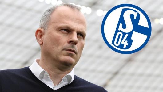 Jochen Schneider steht beim FC Schalke 04 vor riesigen Herausforderungen.