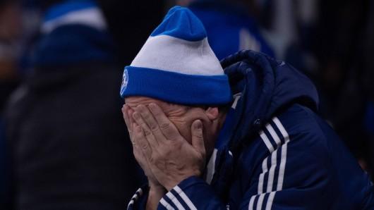 Für die Fans des FC Schalke 04 wollen die schlechten Nachrichten einfach nicht enden.
