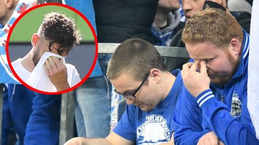 Daniel Caligiuri verlässt den FC Schalke 04 – die Fans sind darüber traurig. (Symbolfoto)