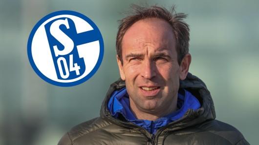 Alexander Jobst erlebt beim FC Schalke 04 momentan schwierige Zeiten.