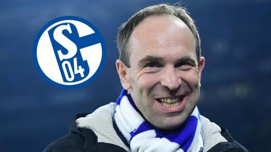 Alexander Jobst will den FC Schalke 04 zurück in ruhige Fahrwasser führen.