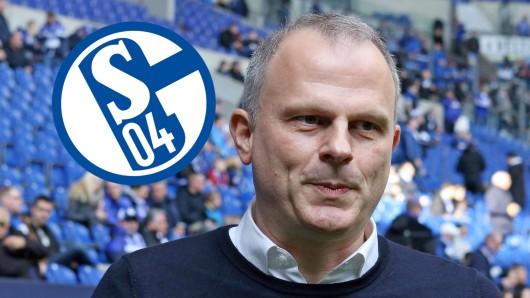 Kann Jochen Schneider beim FC Schalke 04 in der kommenden Saison endlich wieder jubeln?