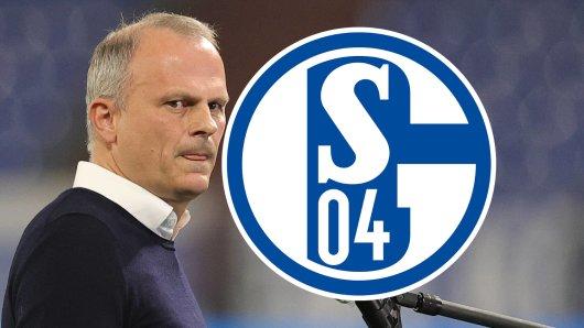 Jochen Schneider hat ganz neue Pläne für den FC Schalke 04.