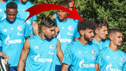 FC Schalke 04: Seine Nominierung für das erste Trainingslager sorgte für Überraschung.