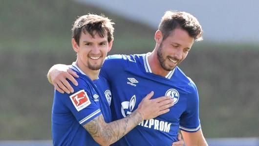 FC Schalke 04: Wer stürmt für S04?