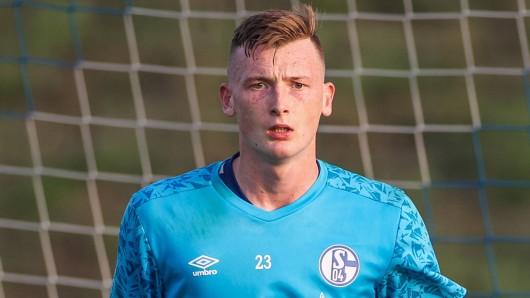 Beim 1:0 in Wegberg blieb Markus Schubert erneut ohne Gegentreffer.