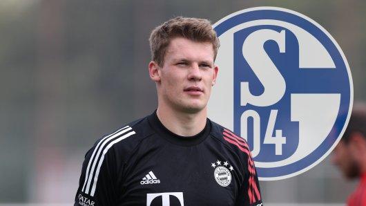 FC Schalke 04: Am Freitag kommt es zum Wiedersehen mit Alexander Nübel.