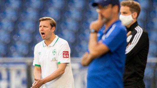 Florian Kohfeldt schwärmt vor dem Duell mit Schalke regelrecht vom Gegner.