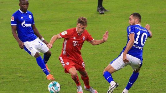 Gegen den FC Bayern stand er plötzlich in der Startelf: Nabil Bentaleb. Dennoch könnte er Schalke 04 noch verlassen.