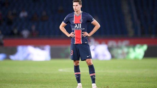 Ex-Schalke-Star Julian Draxler hat bei seinem aktuellen Arbeitgeber – Paris Saint-Germain – einen schweren Stand.