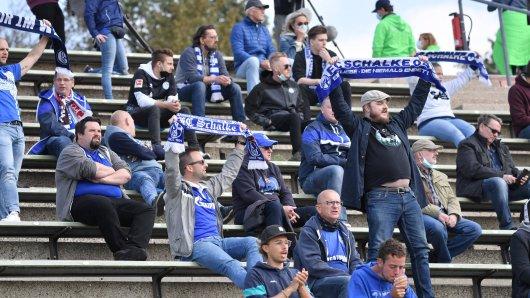 FC Schalke 04: Das U23-Spiel gegen Straelen im Parkstadion findet mit Zuschauern statt.