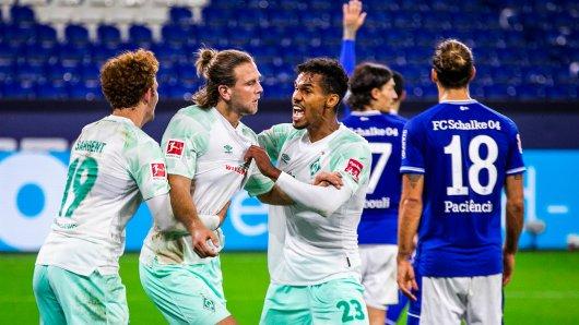 FC Schalke 04 - Werder Bremen im Live-Ticker!