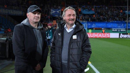 """Im """"Doppelpass"""" (Sport1) sind unter anderem Peter Neururer und Stefan Effenberg zu Gast. Sie diskutieren über David Wagner."""