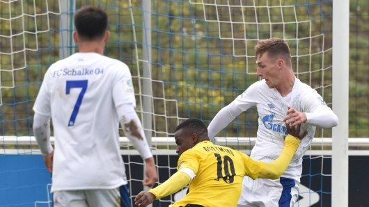 FC Schalke 04: Beim U19-Derby kam es zum Eklat.