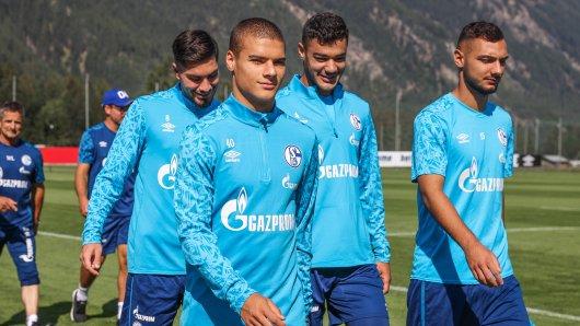 Ahmed Kutucu kommt beim FC Schalke 04 nicht zum Zug.