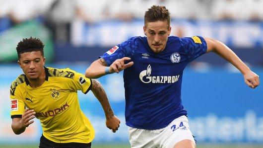 Beim FC Schalke 04 könnte Bastian Oczipka die zentrale Derby-Figur werden.