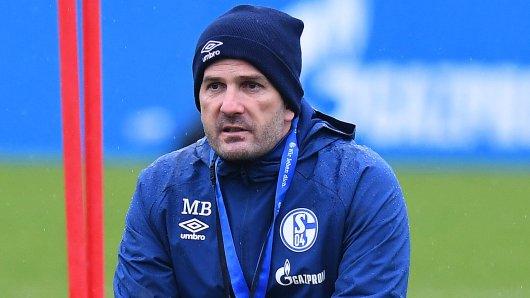 FC Schalke 04: Baum muss auf mehrere Profis verzichten.