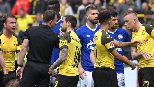 Für Dortmund – Schalke setzt der DFB zum fünften Mal Felix Zwayer als Schiedsrichter an.