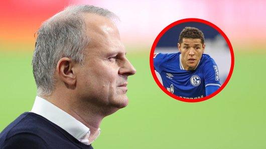 Jochen Schneider macht Amine Harit beim FC Schalke 04 eine klare Ansage.