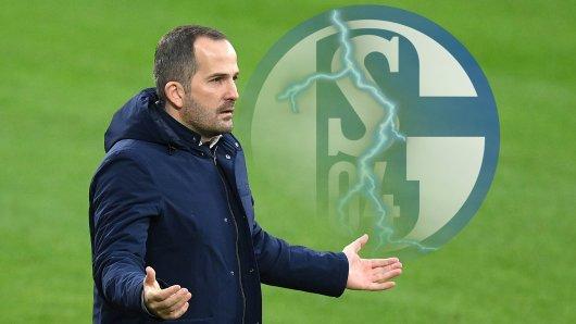 Die Krise beim FC Schalke 04 sorgt für blanke Nerven – drei Spielern sind diese nun durchgegangen.