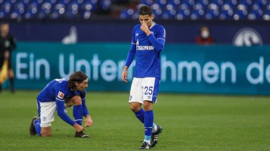 Nach seiner Suspendierung beim FC Schalke 04 sendet Amine Harit eine seltsam anmutende Botschaft.