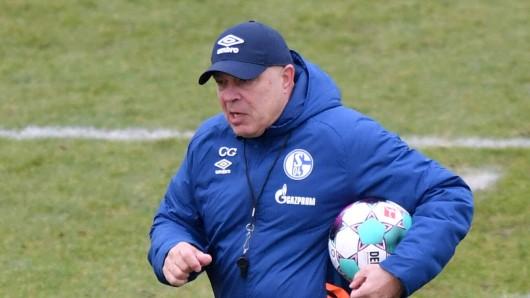 FC Schalke 04: Begeht Christian Gross einen Fehler?