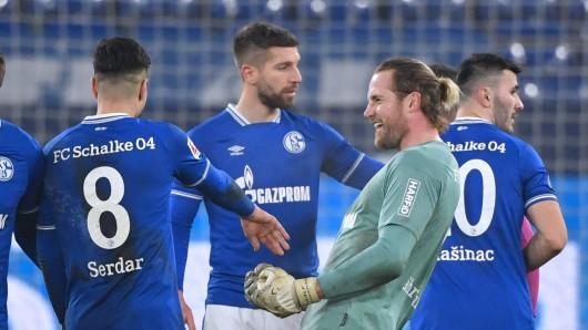 Auch Ralf Fährmann überzeugte beim 4:0-Sieg des FC Schalke 04.