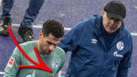 Omar Mascarell soll beim FC Schalke 04 Abgangsgedanken hegen. Welche Rolle spielt die Kapitänsbinde dabei?
