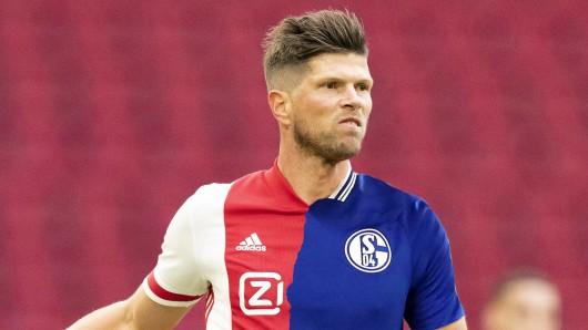 Klaas-Jan Huntelaar ist beim FC Schalke 04 im Anflug – und soll dort einen Spezialauftrag kriegen.