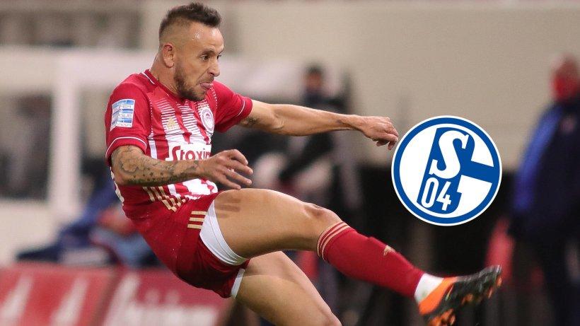 FC Schalke 04: Entwickelt sich was Ernstes mit Rafinha? Mysteriöse Andeutung des Brasilianers
