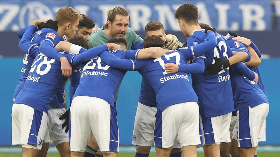 Der Druck ist groß: Der FC Schalke 04 muss weiter siegen.