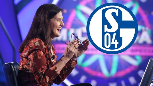 Bei Wer wird Millionär ging es auch um den FC Schalke 04.