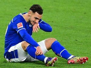Mund abwischen, weitermachen? Ahmed Kutucu spricht beim FC Schalke 04 über seine Zukunft.