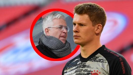 Alexander Nübel: Vor der Schalke-Rückkehr spricht sein Berater Klartext.