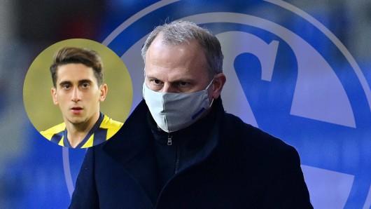 Hammer beim FC Schalke 04: Ömer Beyaz wechselt doch nicht nach Gelsenkirchen.
