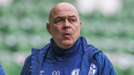 Beim FC Schalke 04 spricht Christian Gross eine deutliche Warnung an Amine Harit aus.