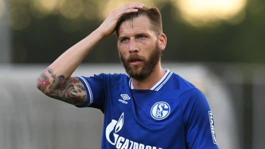 Guido Burgstaller war beim FC Schalke 04 nicht mehr glücklich.