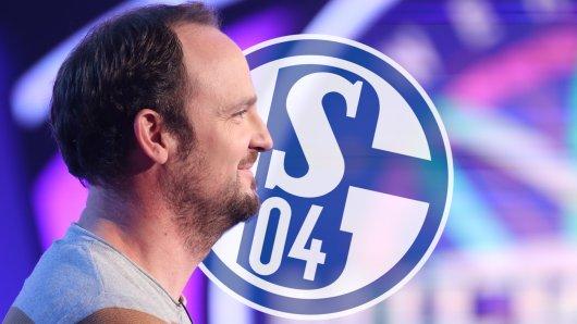 """Ein Fan des FC Schalke 04 konnte bei """"Wer wird Millionär?"""" auf RTL 32.000 Euro abräumen."""