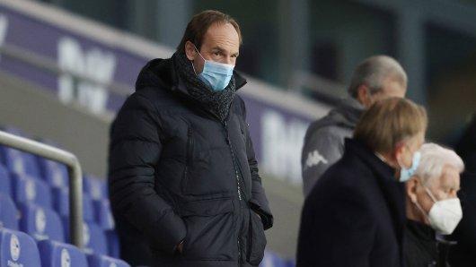Marketing-Vorstand Alexander Jobst verlässt den FC Schalke 04 zum Saisonende.