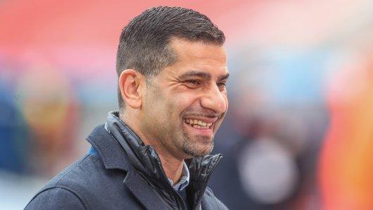 FC Schalke 04: Dimitrios Grammozis verteilt ein großes Lob.