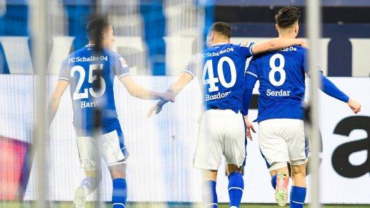 Beim FC Schalke 04 wird wieder gejubelt.