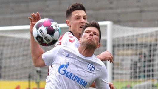 Schalke 04 hat beim SC Freiburg einige Probleme.