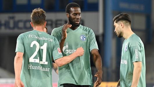 Einige Profis des FC Schalke 04 wollen nicht mehr für den Verein spielen.