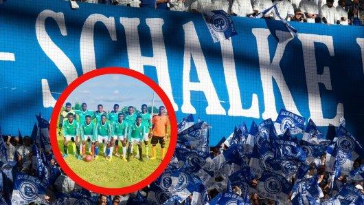 Ein Schalker Fanclub in Togo darf sich über eine ganz besondere Aktion freuen.