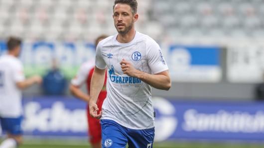 Mark Uth wird wohl nicht mehr für den FC Schalke 04 spielen.