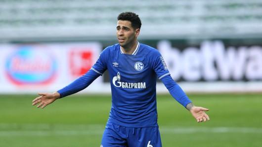 Omar Mascarell dürfte Schalke 04 im Sommer verlassen.