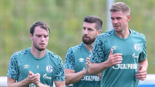 Schalke 04 ist in die Vorbereitung gestartet.