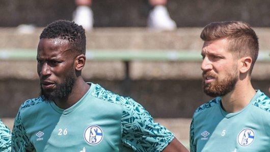 FC Schalke 04: Bei der Vorbereitung sind auch Salif Sané und Matija Nastasic dabei.