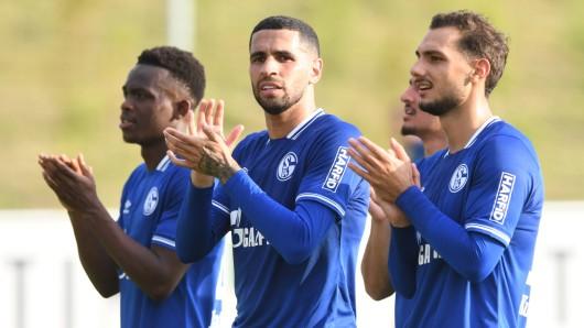 Der FC Schalke 04 trennt sich von Ahmed Kutucu.